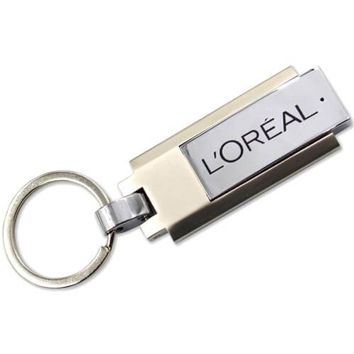 Metal Keyring Swivel