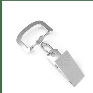 Bulldog Clasp With Swivel